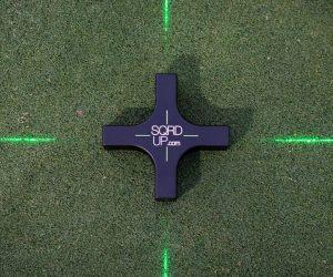 SQRDUP Laser Golf Alignment Tool
