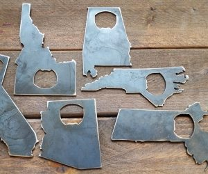 State Bottle Openers