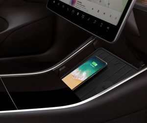 Tesla Wireless Pad