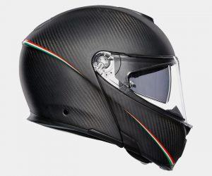 AGV Sportmodular Carbon Fiber Helmet