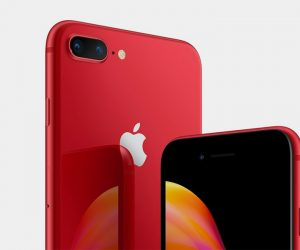 Apple Red iPhone 8