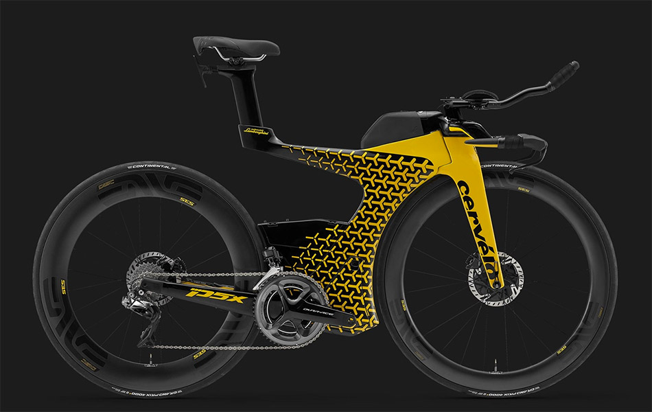 Cervelo Lamborghini Edition Bicycle