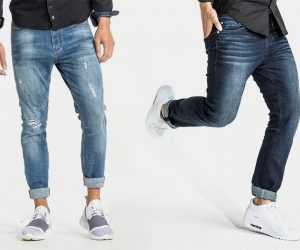 CR7 Type-C Jean Collection