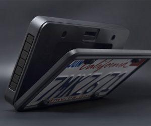 FoxxVault License Plate Storage Safe