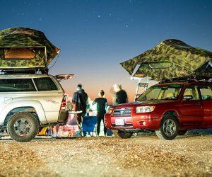 Skyrise Poler Tent