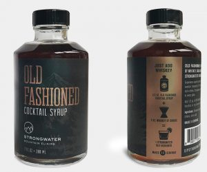 Strongwater Old Fashioned Syrup