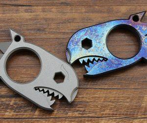 Titanium Shark EDC Multi-Tool
