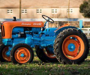 1960 Lamborghini 2241R Tractor