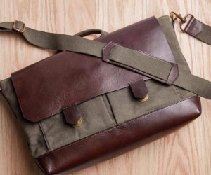 Otter Pass Messenger Bag