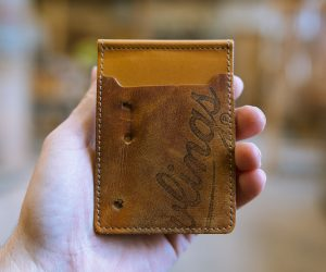Pillbox Money Clip Wallet