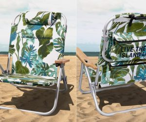 Tommy Bahama Villa Fronds Beach Chair