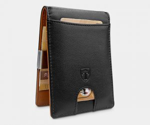 Travando RFID Blocking Slim Wallet