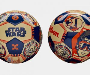 Wilson Han Solo & Chewbacca Kid's Soccerball