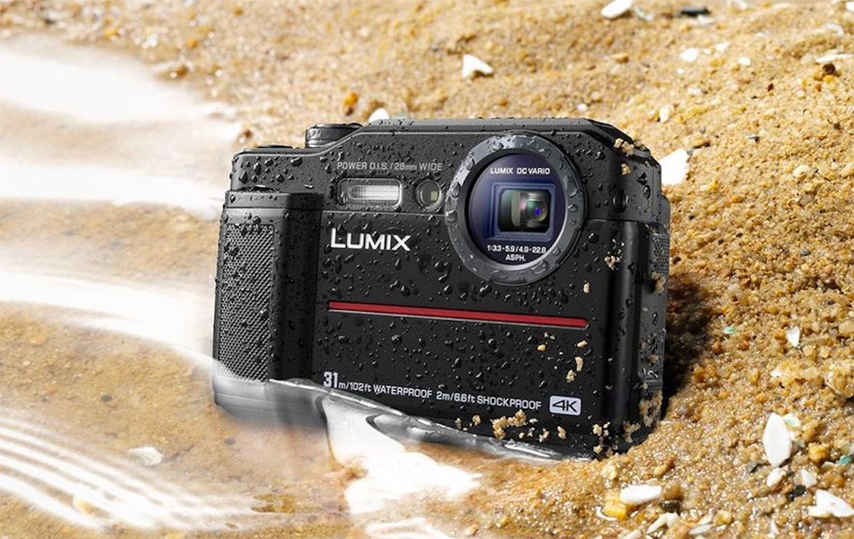 Lumix TS7 Waterproof Tough Camera