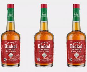 George Dickel Tabasco Whisky