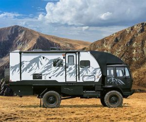 Hunter RMV 4X4 Camper