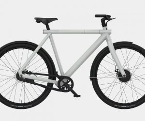 VanMoof Electrified S2 and X2 E-Bikes