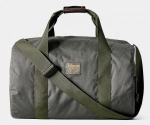 Filson Ballistic Nylon Barrel Pack