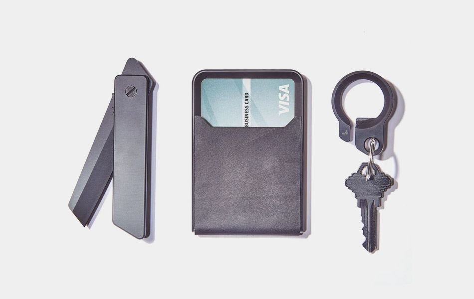 Grovemade Minimalist Carry Bundle