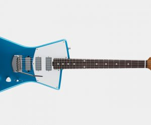 St. Vincent x Ernie Ball Music Man Signature Guitars