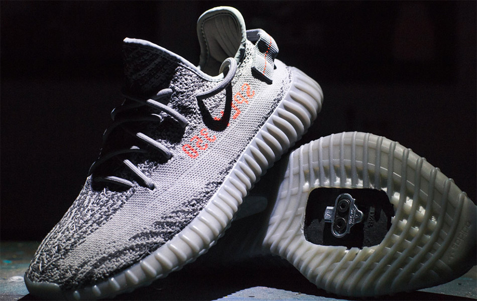 Yeezy Boost v2 Cycling Shoes Conversion
