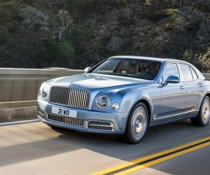 Bentley Mulsanne W.O
