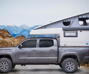 EarthCruiser GZL Pop-Up Truck Camper