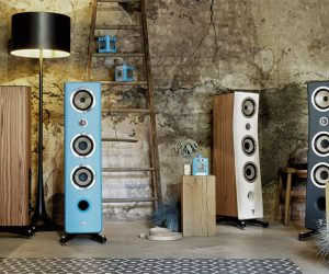 Focal Kanta Hi-Fi Speakers