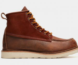 Red Wing x Todd Snyder Moc Toe Boot