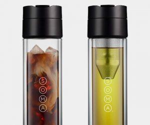 Soma Brew Bottle