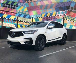 2019 Acura RDX with ELS Studio 3D