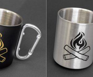 Iron & Glory Happy Camper Mug