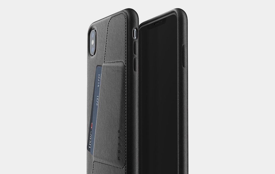 Mujjo iPhone Xs Cases