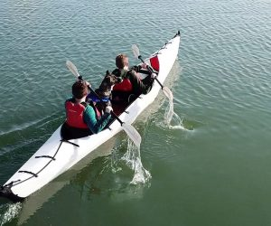 Origami Tandem Kayak