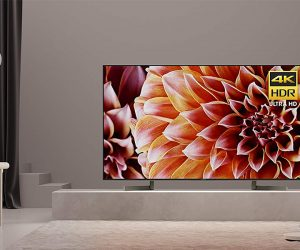 Sony X900F 4K Ultra HD Smart LED TV