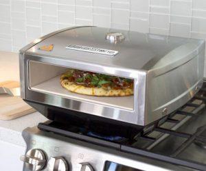 Stove Top Pizza Oven Box