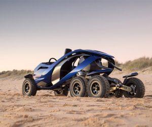 Azaris Advanced Off-Road Vehicle