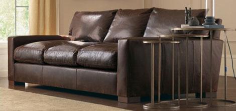 Leather Sofa Like Restoration Hardware