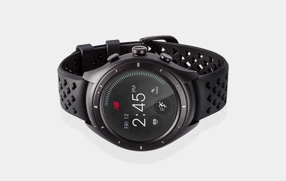 New Balance First Smart Watch